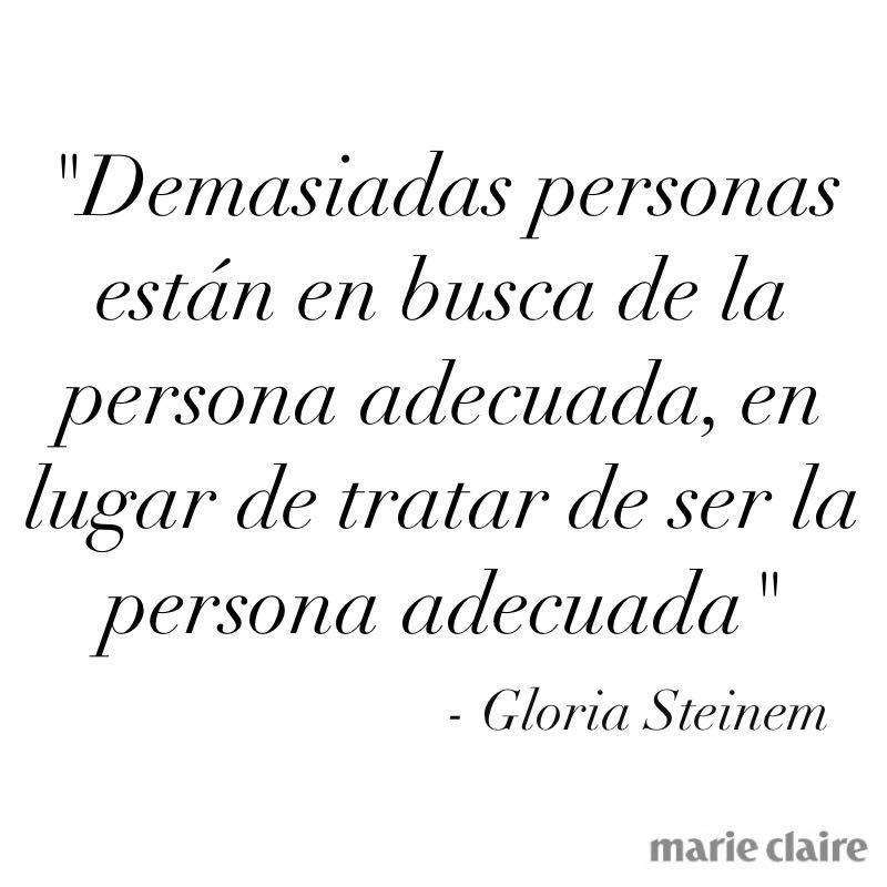 Gloria Steinem Palabras Sabias Gloria Steinem Mcquote