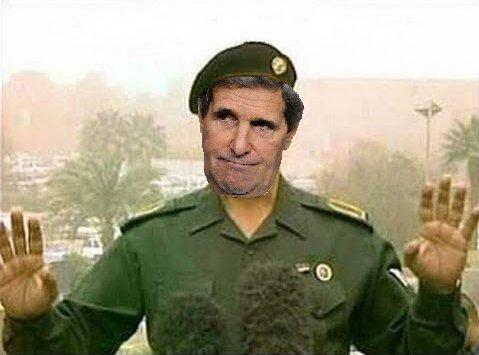 """""""Obama-Bob"""": Der bekannte syrische Oppositionelle """"47er"""" spottet über John Kerry"""