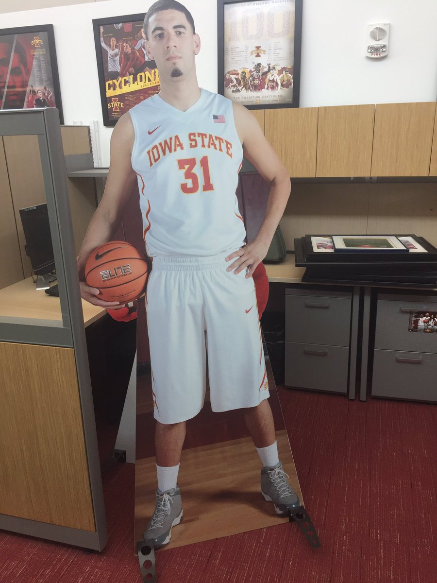 We are giving away this @GeorgesNiang20 cutout. RT for your chance to win! (Prize must be picked up/no deliveries) https://t.co/wVUSrO1bGp