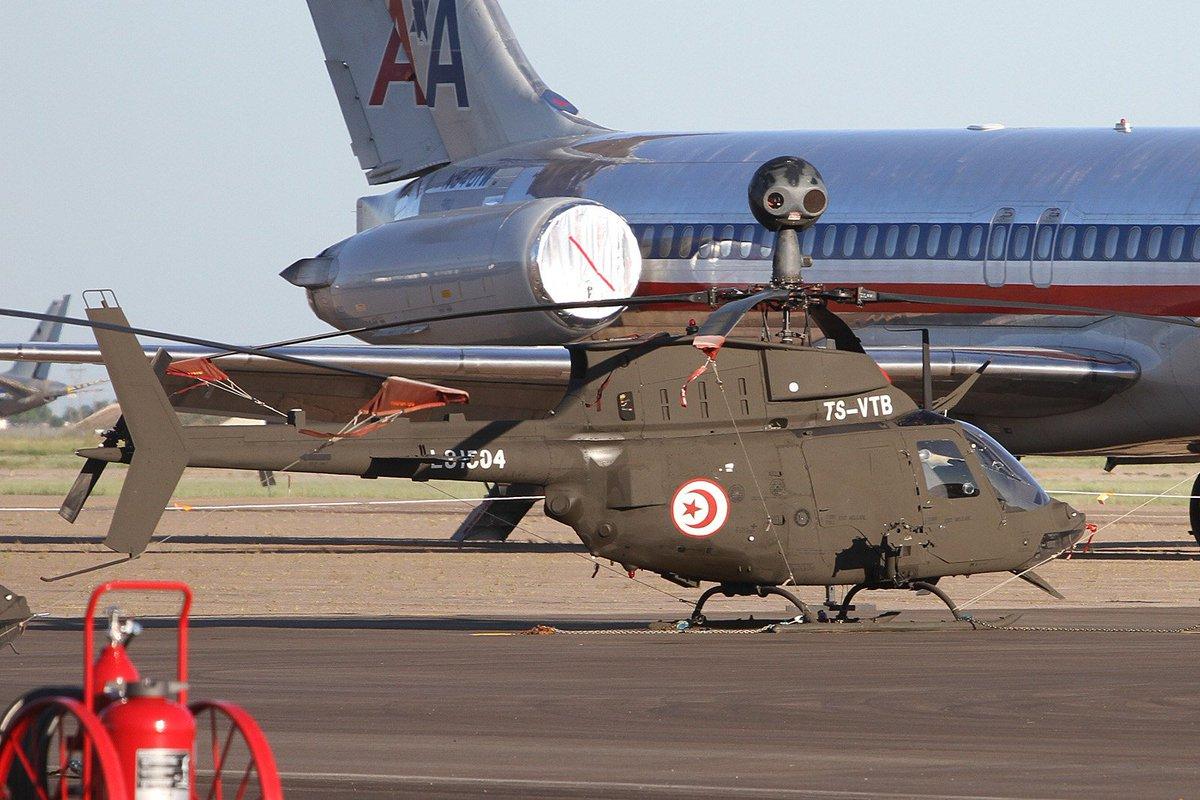 تونس تشتري مروحيات OH-58D Kiowa  الامريكيه الصنع  CsvKYvMXEAARPSl