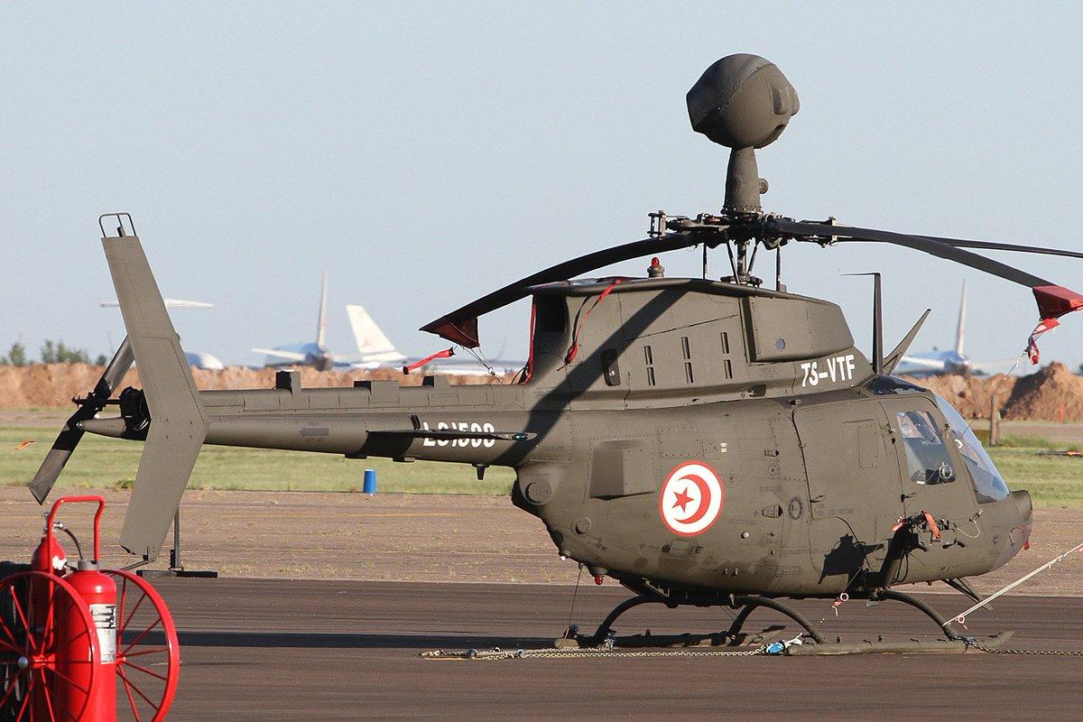تونس تشتري مروحيات OH-58D Kiowa  الامريكيه الصنع  CsvKpdmXYAEJHEc