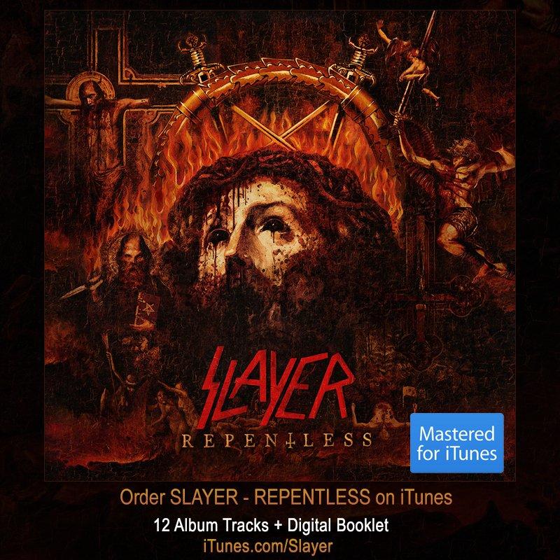 Slayer on Twitter: