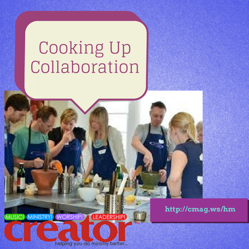 Have you ever thought about cooking Up #Collaboration? #leadership https://t.co/IdmDMSoh6d https://t.co/k0MOJEPOrX