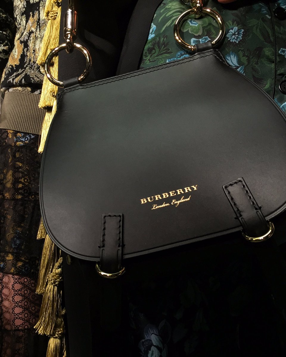 cfe40d1c16b3 equestrian inspired and softly structured the bridle bag the new runway bag  from burberry shop the