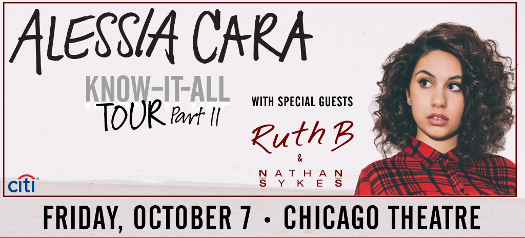 See @NathanSykes with @alessiacara & @itsruthb @ChicagoTheatre October 7th! Tickets: https://t.co/Rrwa74vHDp https://t.co/uXAuefnPQf