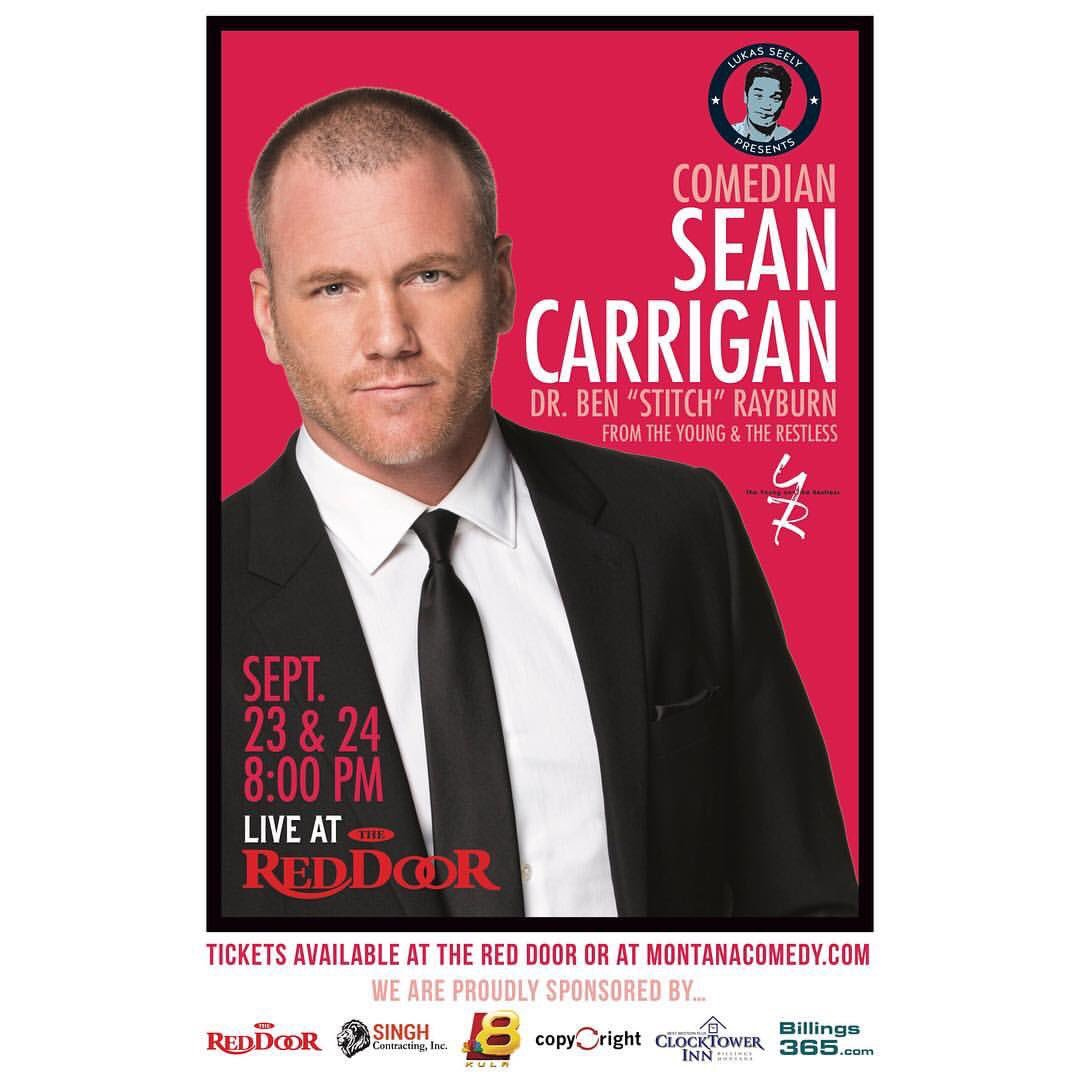 Sean Carrigan On Twitter Get Ready Montana Ill Be There Soon