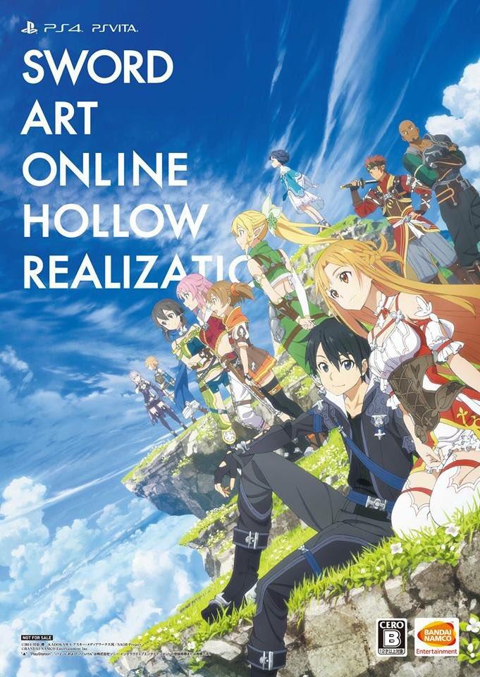 [Anime do Mês] - Sword Art Online CswXxRlVUAALvNF