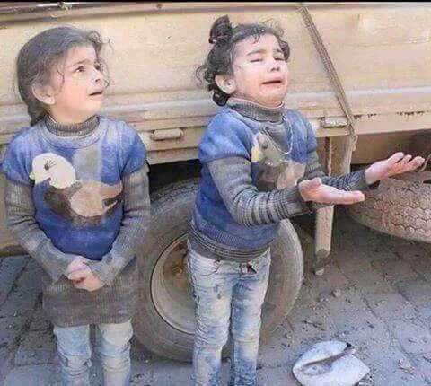 These are Children,  not #Skittles