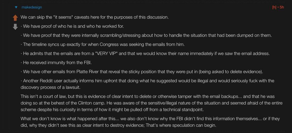 The Hillary Clinton thread - Printable Version