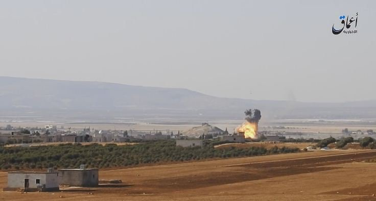 Мирный конвой и наступление Халифата