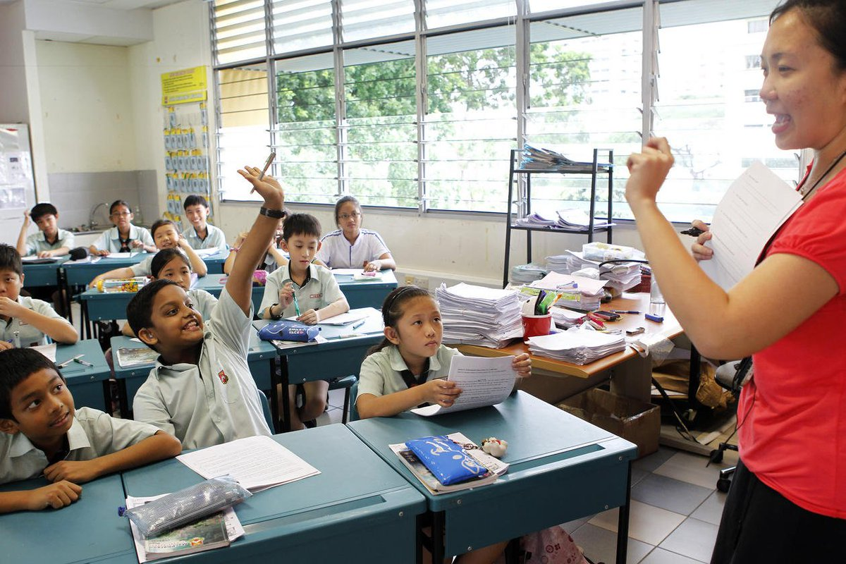 Image result for primary student straits times