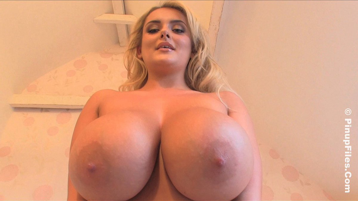 Naked biggest boobs in the whole world