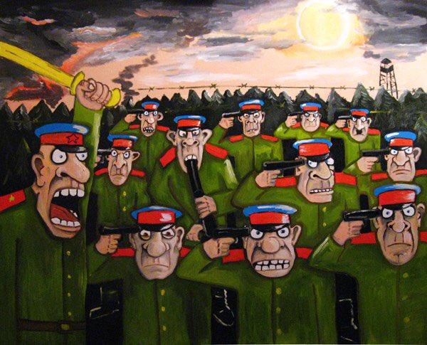 Агрессия России ухудшила ситуацию с правами человека в оккупированных Крыму и Донбассе, - доклад ЕС - Цензор.НЕТ 8172