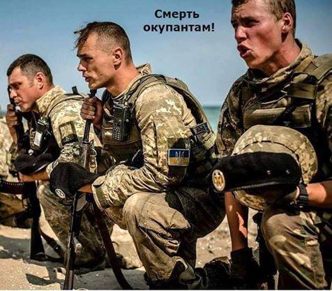 За минувшие сутки боевики 13 раз открывали огонь по позициям ВСУ. По Зайцево били из 120-мм миномета, возле Старогнатовки применили БМП, - штаб - Цензор.НЕТ 568