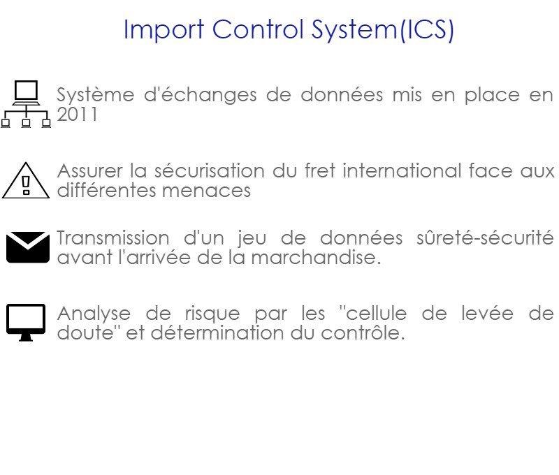 [Infographie] Qu'est-ce qu'ICS (Import Control System) et une cellule de levée de doute ? https://t.co/Wm0an6XApp