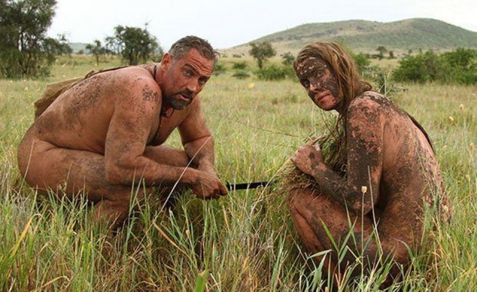 Naked and afraid sex