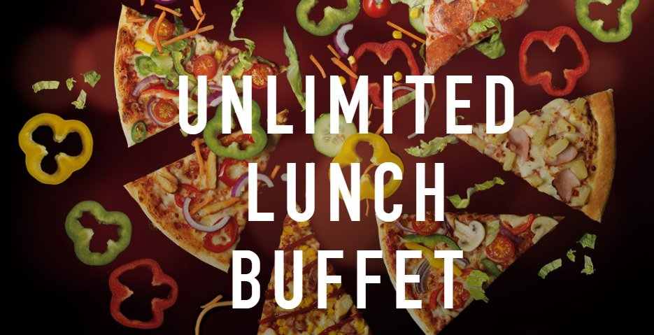 Sensational Pizza Hut Gibraltar On Twitter New Unlimited Lunch Buffet Home Interior And Landscaping Fragforummapetitesourisinfo