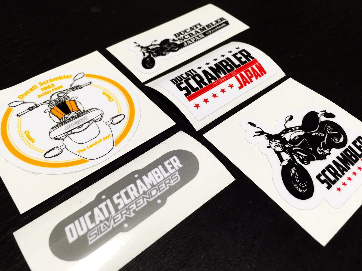 Saito T On Twitter Ducati Scrambler Original Created