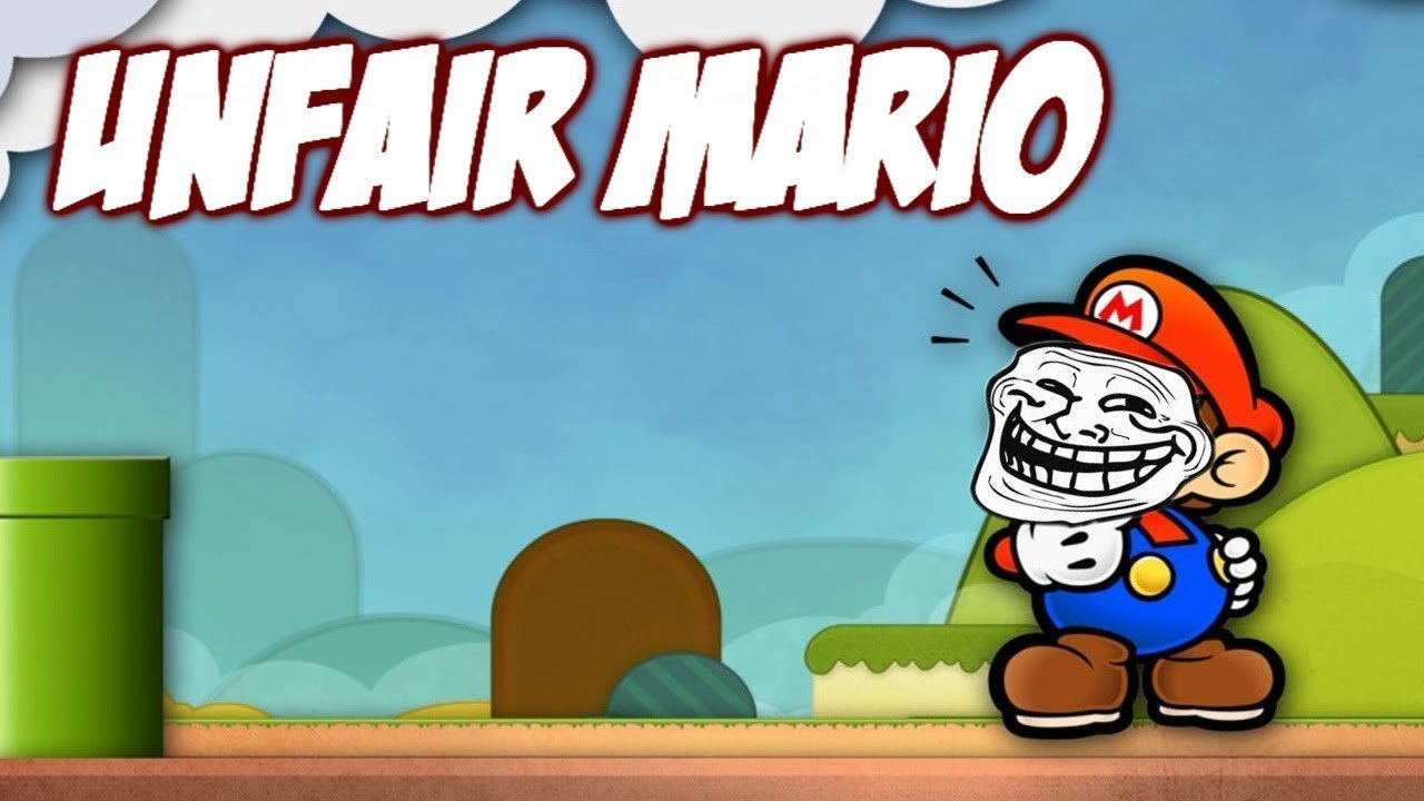 Thumbnail for Unfair Mario