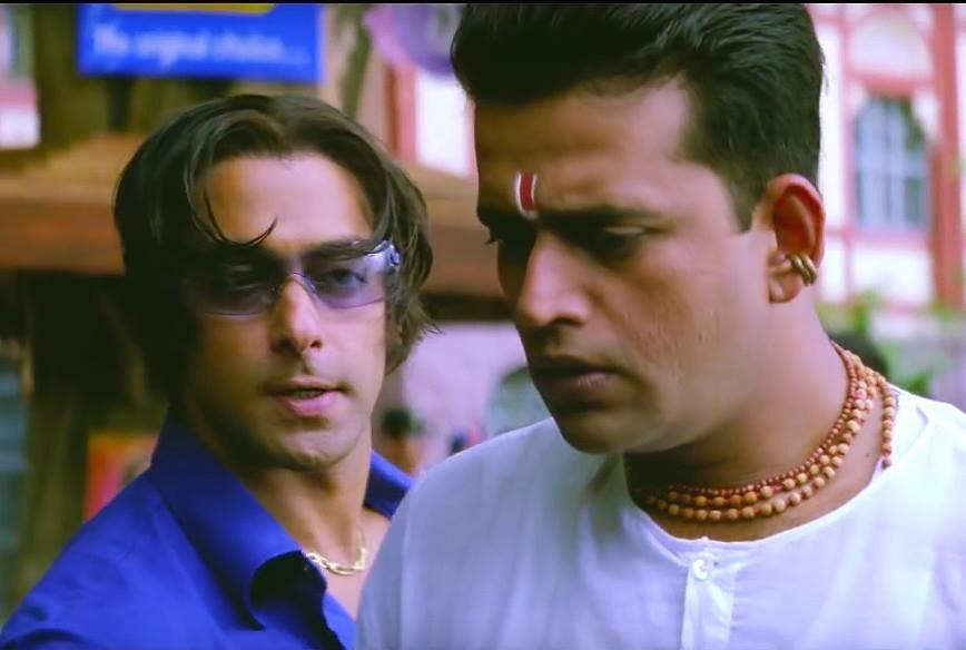 Ravi Kishan On Twitter Throw Bck Tere Naam Salman Khan