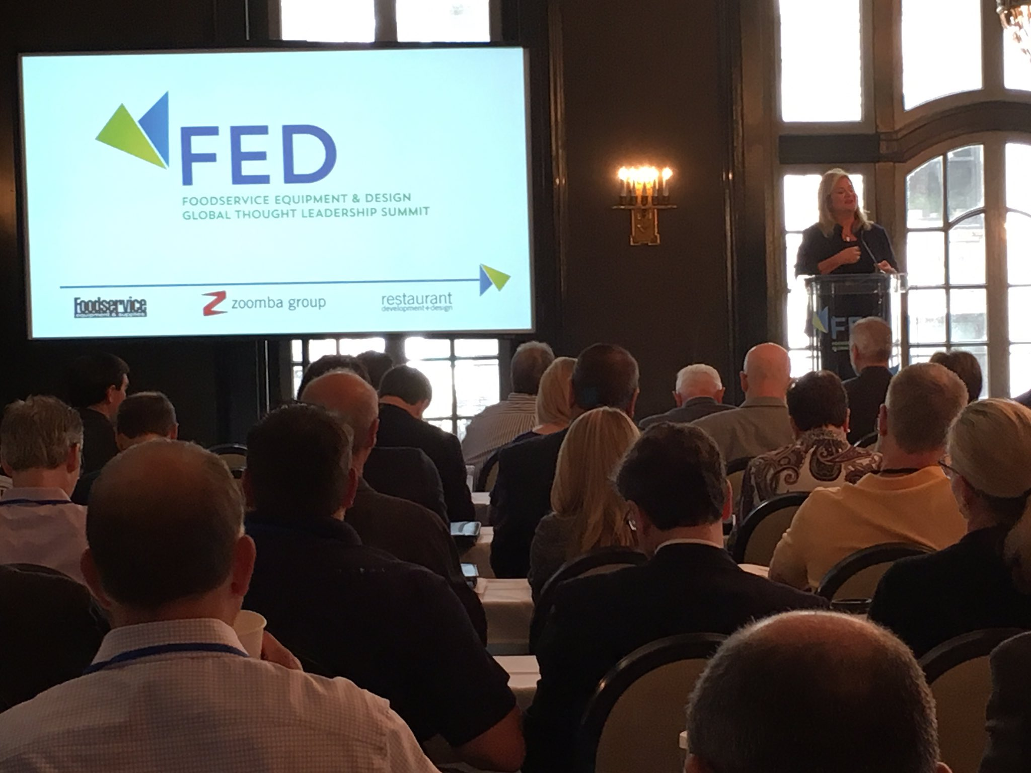 Foodservice Equipment & Design Global Thought Leadership Summit starts now. #FEDThought https://t.co/HwPxxURxoT