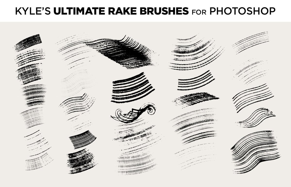 Paul Shipper Studio On Twitter Awesome New Brush Set From