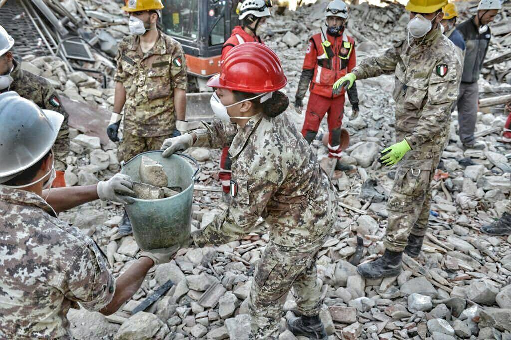 #oggi #20settembre 1253 #militari #Forzearmate impegnati per #sismacentroitalia