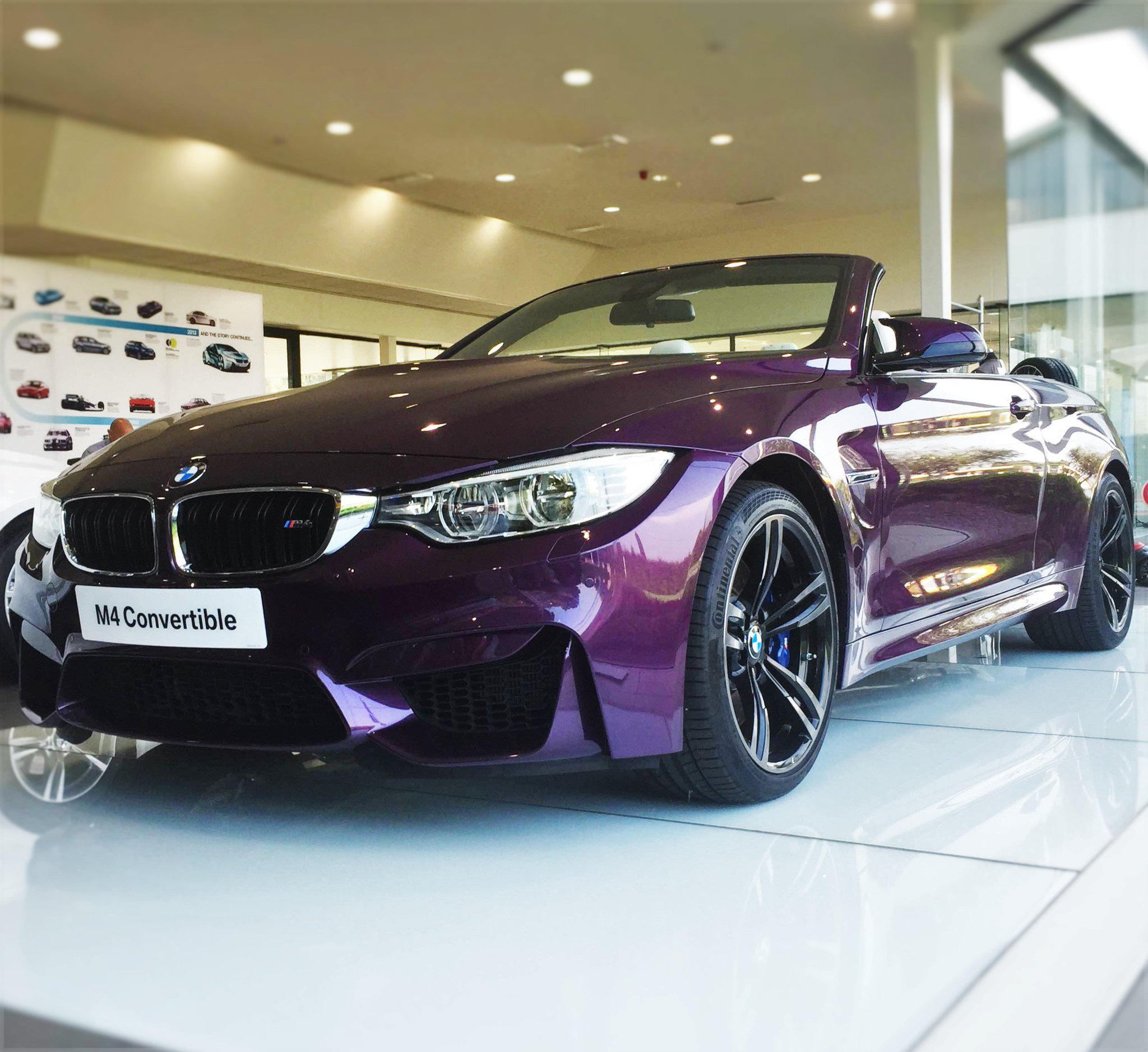 dick lovett on twitter check out this bmw m4 convertible. Black Bedroom Furniture Sets. Home Design Ideas