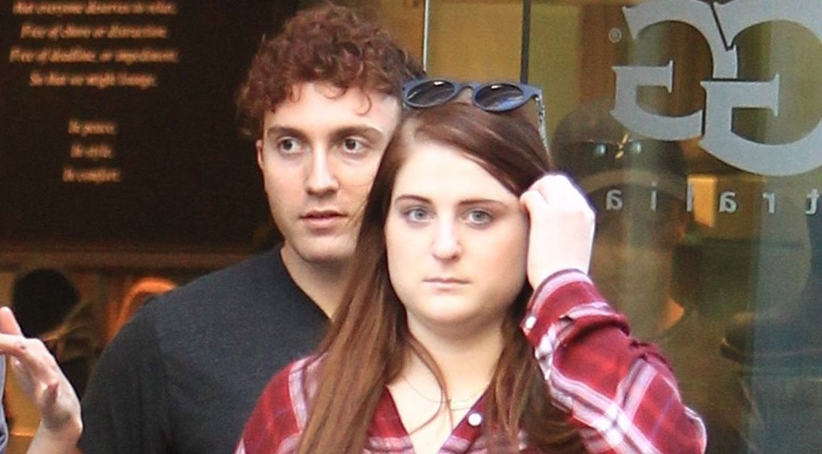 Who is meghan trainor currently dating claire