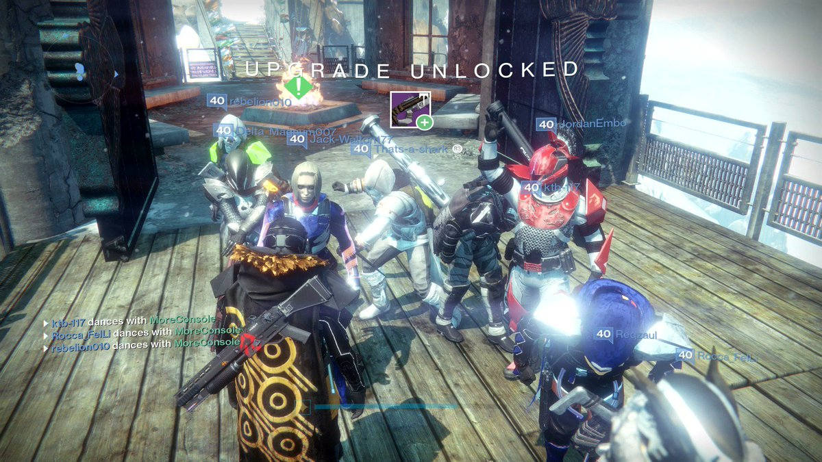 """Destiny 2 on Twitter: """"Came out of my inventory to this mob! You beautiful bastards! https://t.co/lLiQsCqnV0"""""""