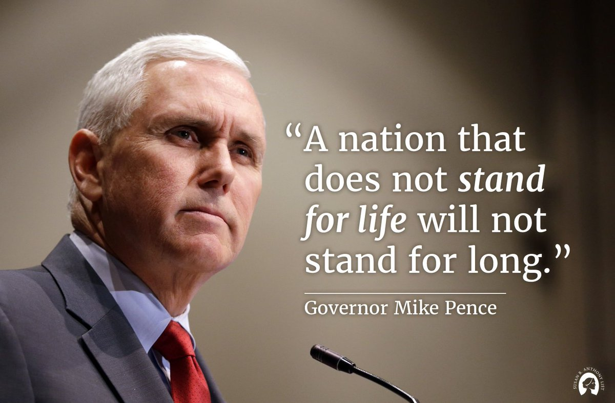 """""""A nation that does not stand for LIFE will not stand for long."""" - @Mike_Pence #VPDebate #ProLife https://t.co/CDMwofX8Rr"""