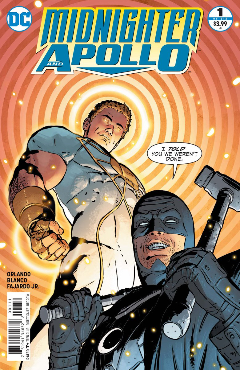 Midnighter and Apollo #1 preview. You wanted it? You got it! #comics #hellsyes https://t.co/EIZbQVixnT https://t.co/RNZLgnaFDs