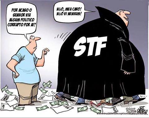 Supremo protege corruptos