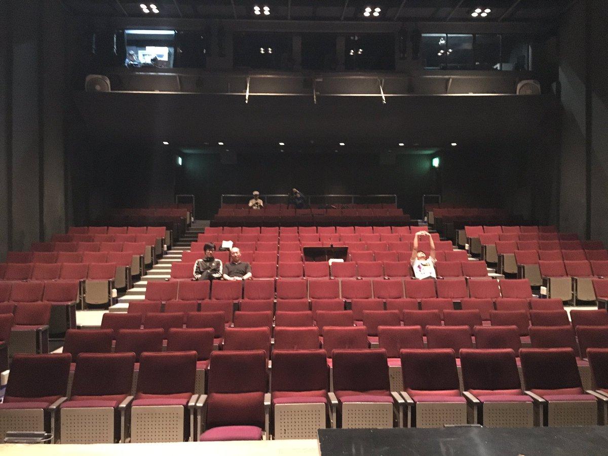 """かもめんたる・槙尾ユウスケ på Twitter: """"劇場入り!本日より六本木 ..."""