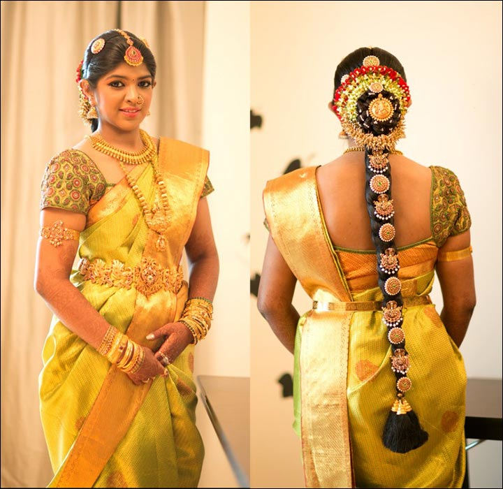 South Bridal Fashion On Twitter South Indian Bridal