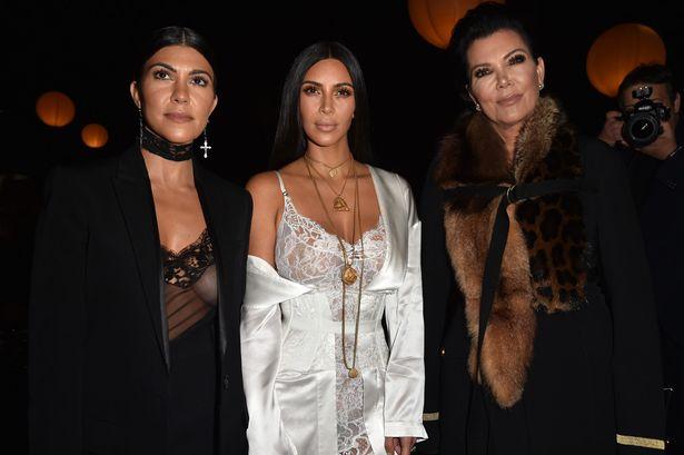Kim Kardashian shared photo of naked body and vagina