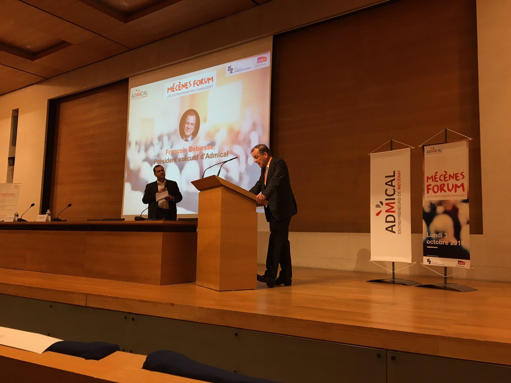 #MecenesForum démarrage des travaux de la journée ! https://t.co/c14HDYkT9A