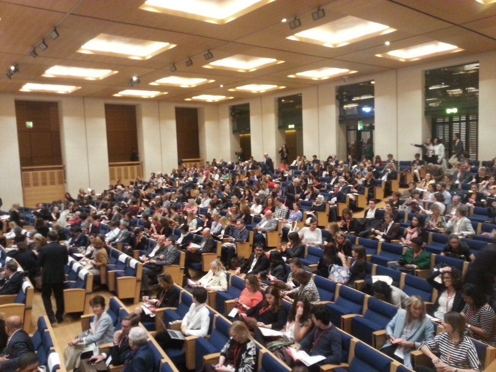 Le #MecenesForum fait salle comble ! C'est parti pour cette grande journée #mécénat ! https://t.co/qEXOAqyprz