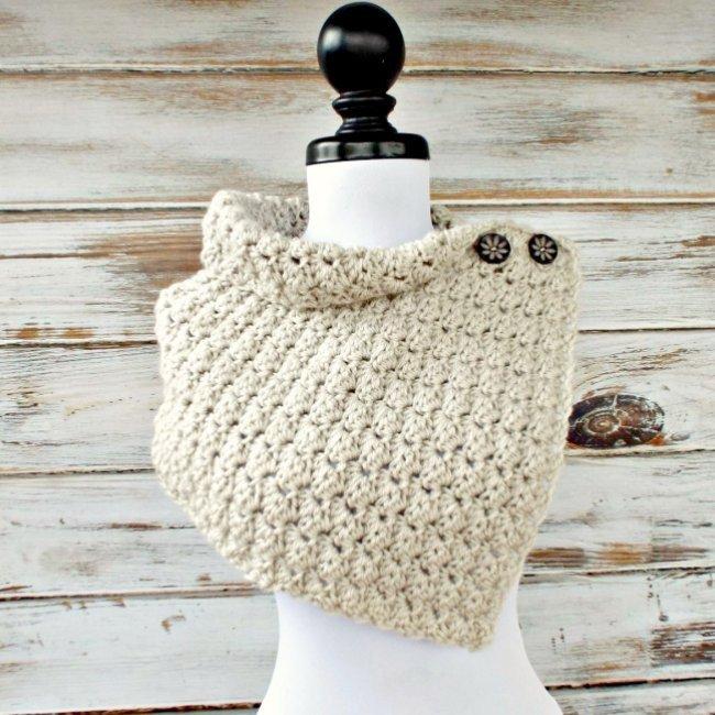 Instant Download Crochet PATTERN PDF - Crochet Cowl Pattern Croc… https://t.co/07TO5jdzIn #pixiebell #CrochetCapelet https://t.co/NpnqZslhIR