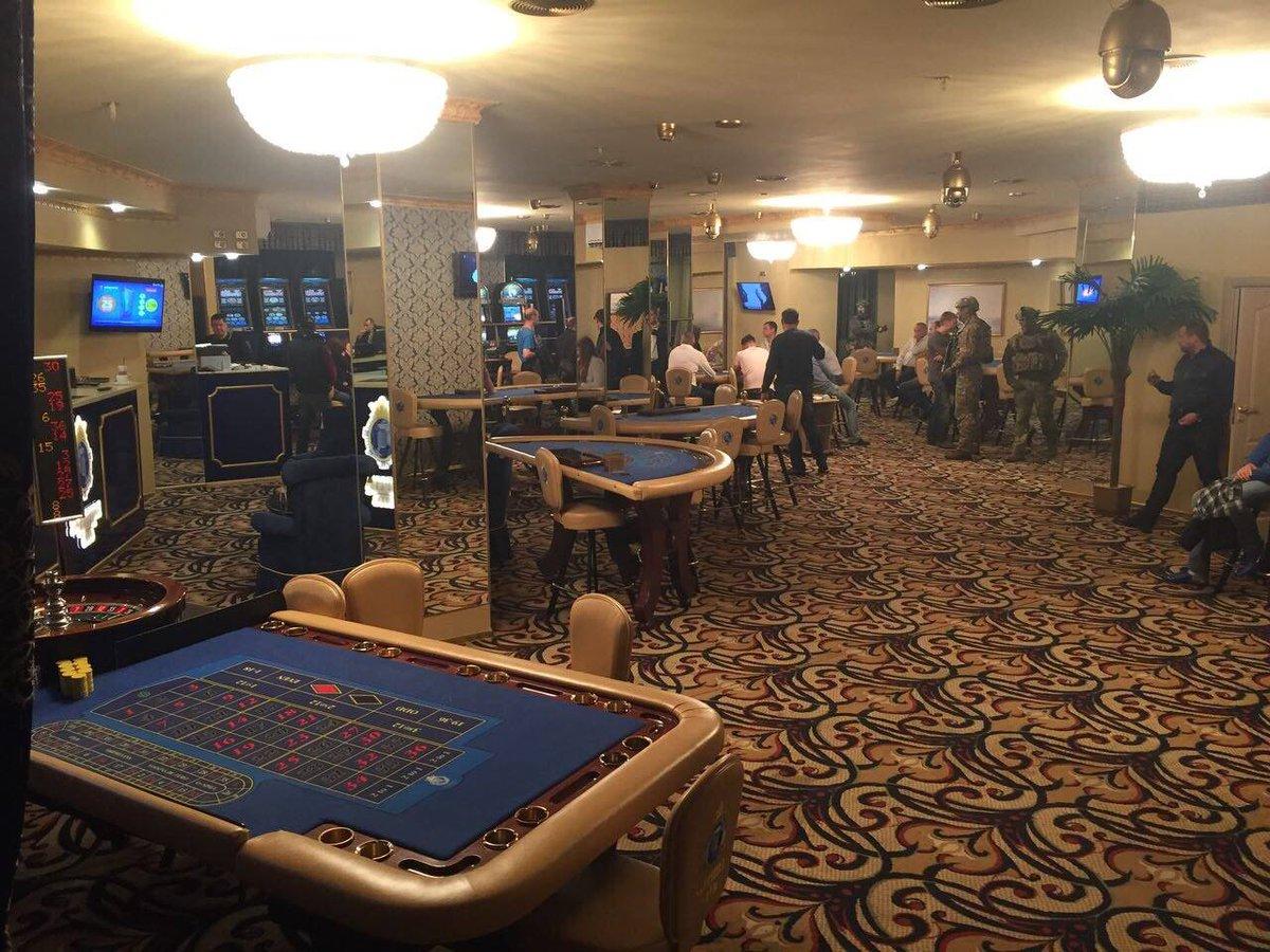 Фото казино співробітників Казино міста Донецьк