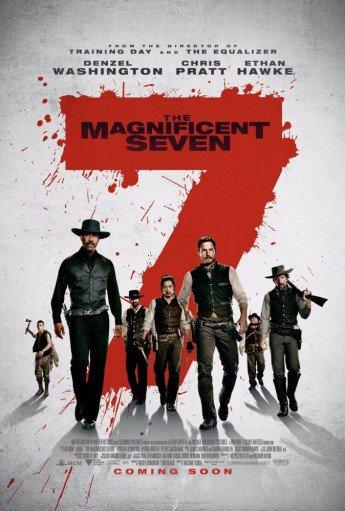Великолепная семерка | The Magnificent Seven | Смотреть онлайн HD