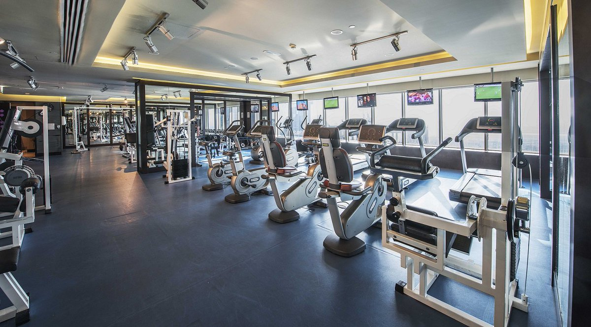 Emirates Grand Hotel On Twitter Stay Fit Healthy During Your Stay Whether You Are In Holiday Or Business Trip You Can Have Access In Our Fully Equipped Gym Mydubai Https T Co Vryiv47ida