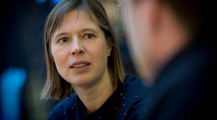 Парламент Эстонии выбрал Президентом Керсти Кальюлайд, ранее работавшую в Европейской счетной палате - Цензор.НЕТ 1663