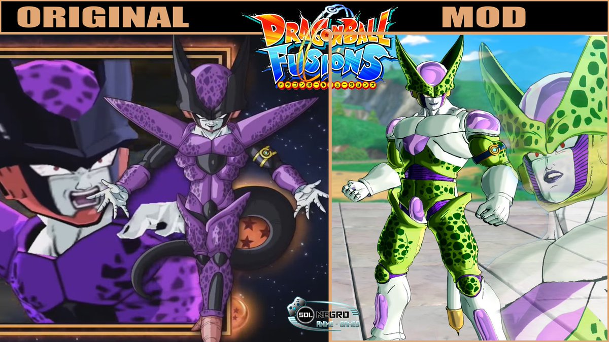 how to get cell in dragon ball fusions