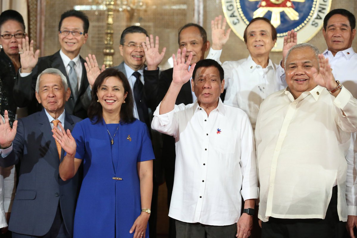 duterte cabinet members: Latest news, Breaking headlines and Top ...