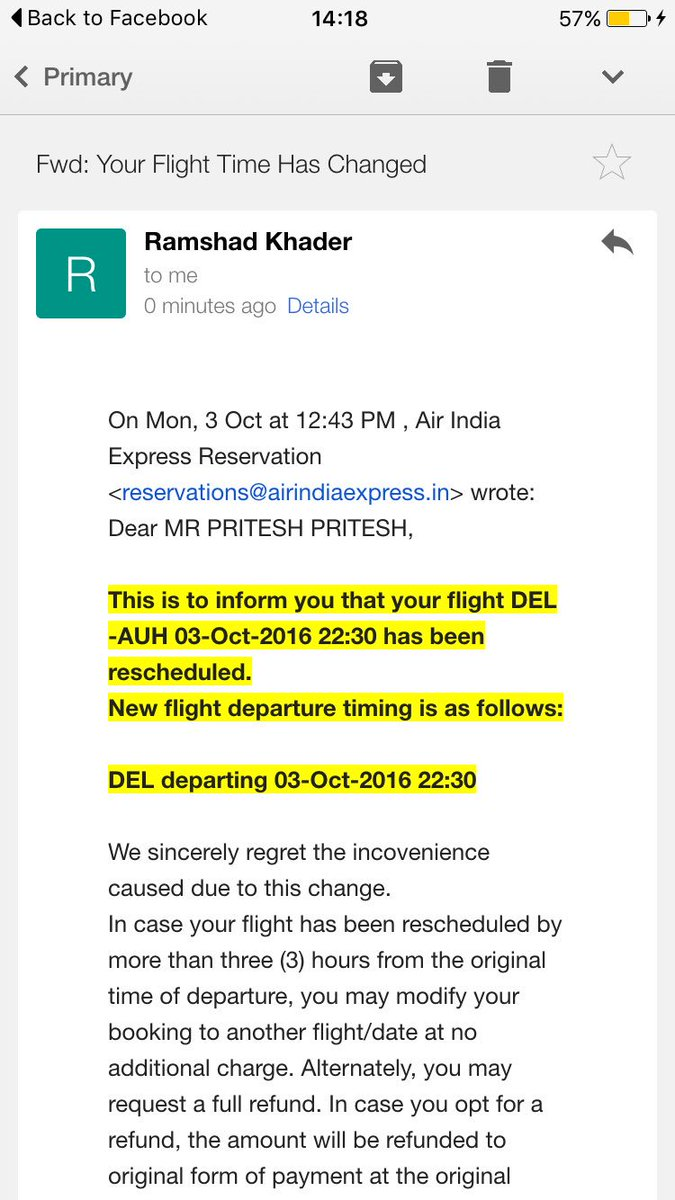 Air India on Twitter: \