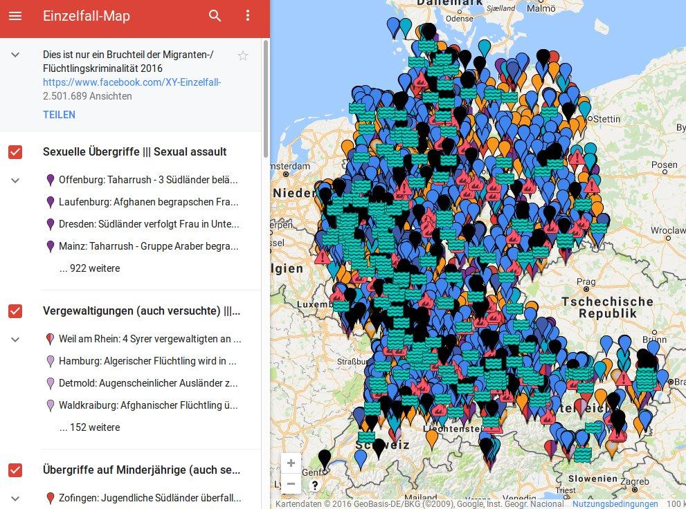 Xy Einzelfall Karte.Afd Heidelberg On Twitter 1 Schritt Karte Anschauen 2 Schritt