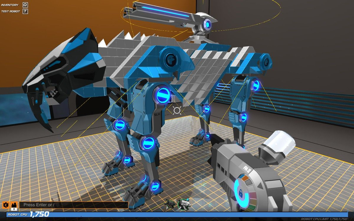 """Robocraft on Twitter: """"We've been so impressed with your ..."""