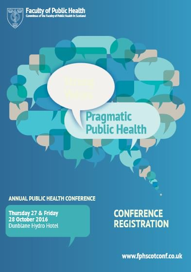 Scottish @FPH conference 27-28 Oct, Dunblane Tweet about your work using #ScotPublicHealth https://t.co/s8BecYyVZa https://t.co/4Eijio6x4W