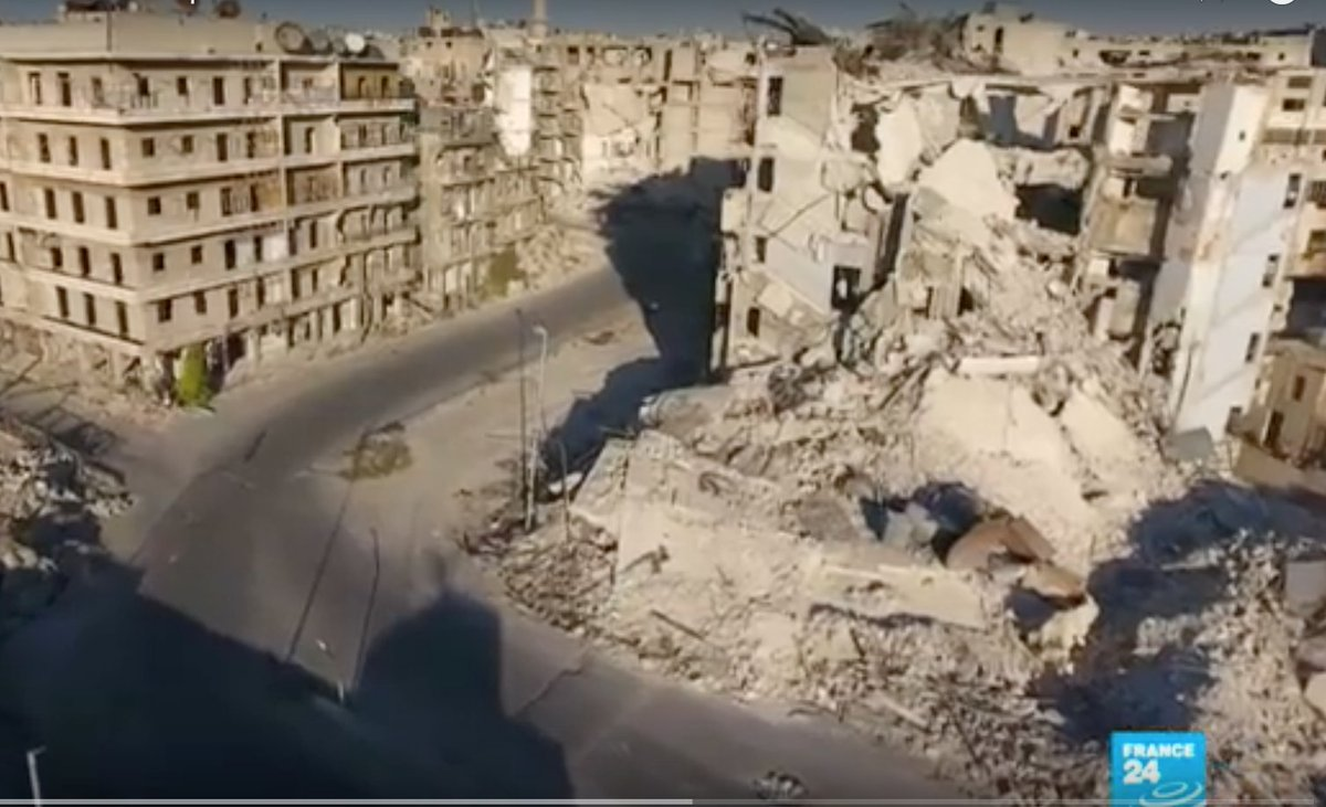 Syria Tourism Ministry Produces Strange Video Flaunting Intact Side